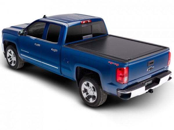 "Retrax PowertraxONE MX Tonneau Cover I Chevrolet Silverado l 2500/3500 l 6\'6"" Bed l  2015-2019"