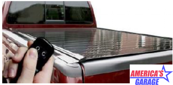 Ram 1500 2009-2019 Crew Cab Heavy Duty Electric roll cover HW-DR15-052