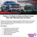 Chevrolet Silverado 1500 19-21 Pulsar LT by Superchips 22451