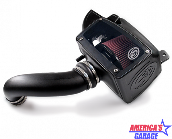 Ram 2009-2019 1500, 2500, 3500 Hemi V8-5.7L Cold Air Intake S and B Filters 75-5106