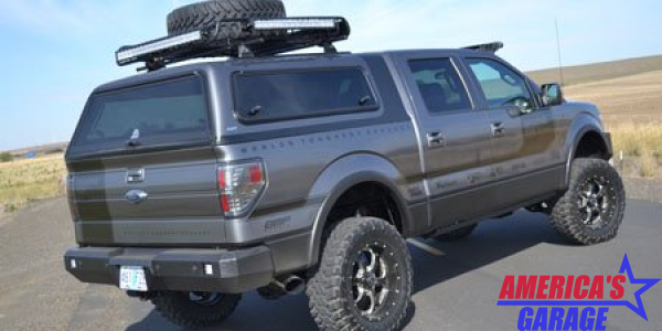Ford F150 2015-2019 5.5 Bed ARE V series Windoor Canopy N3470331