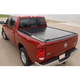 Retrax PowertraxOne MX Tonneau Cover I Ram 2009-2019 l 6\'4 \'Bed