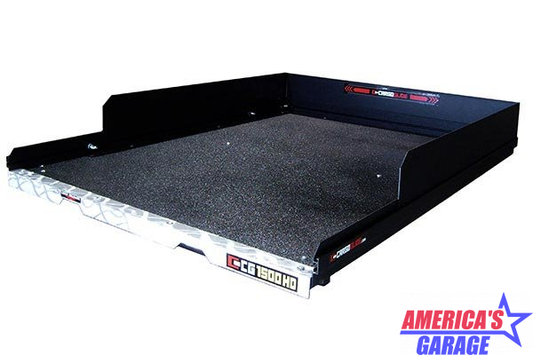 CargoGlide CG1500XL Ram Chevrolet Ford High Profile Bed Slide 6.4 and Over Bed Length CG1500XL-7548