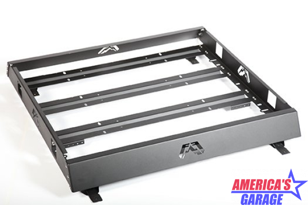*** 50% OFF*** Fab Fours 60 Inch Modular Roof Rack Black Matte Powder Coat RR60-1