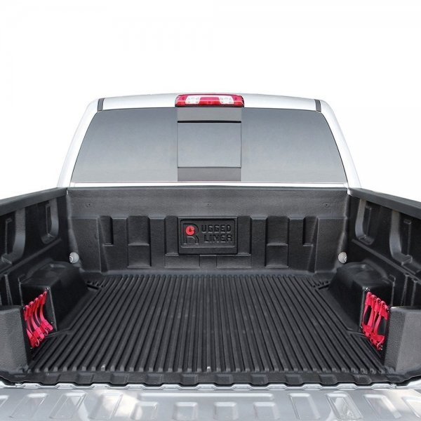 "Rugged Liner Premium Net Pocket Bed Liner I Chevrolet Silverado 6\'5"" Bed 2014-2019 C65U14N"