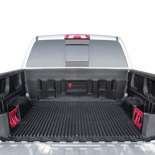 "Rugged Liner Under Rail Net Bed Liner I Ford F250/350 6\'5"" Bed 2017-2019 F65U17N"