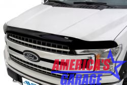 Ford F-150 2015-2020 Smoke Bonnet Protector AVS 25941