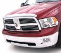 Chrome Hood Shield for 2019 Ram 1500 Classic, 2011-2018 Ram 1500, 2009-2018 Dodge Ram 1500 (Excludes Rebel Models) 680045