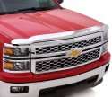Chrome Hood Shield 2015-2019 Chevrolet Silverado 2500HD & 3500HD 680946
