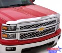 Chevrolet 2500/3500 2015-2019 Chrome Bonnet Protector AVS 680946