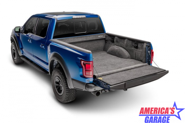 Ford F250, F350 SuperDuty 6.9 Short Bed w/o Factory Step Gate Bed liner BedRug BRQ99SBK