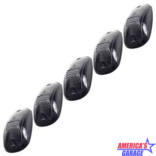 Ram Chevrolet Ford Hi-Five Cab Lights Smoke Lense Pacer Performance 20-247S
