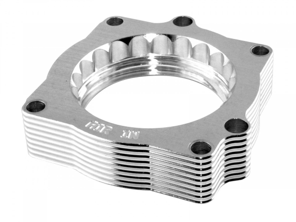 Silver Bullet Throttle Body Spacer I Ram 1500 2009-2019 l V8 5.7L Hemi Polished 46-32007