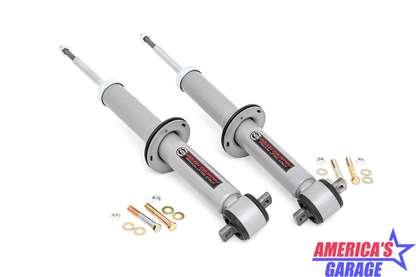 Ford F150 2015-2019 2 inch Front Leveling Struts Rough Country 50007