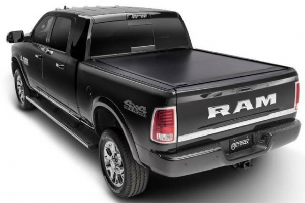 "Retrax PowertraxONE Retractable Tonneau Cover | RAM 2012-2019 | 6'4"" w/rambox"