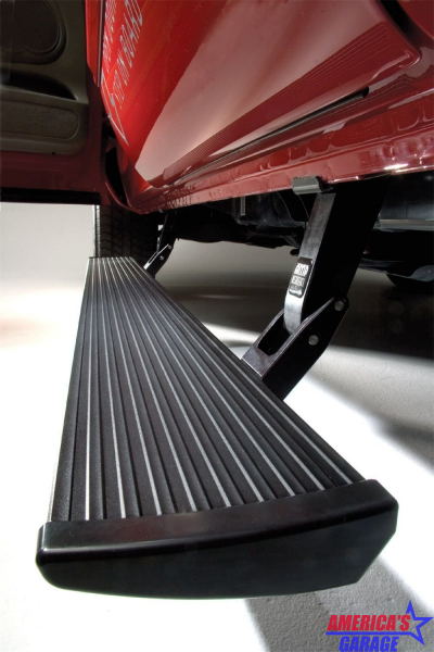 Ford F-250/350/450 PowerStep Electric Running Boards AMP 76235-01A