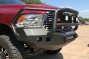 Road Armor Stealth Front Winch Bumper Lonestar Guard | RAM 1500 | 2013-2019 413F5B