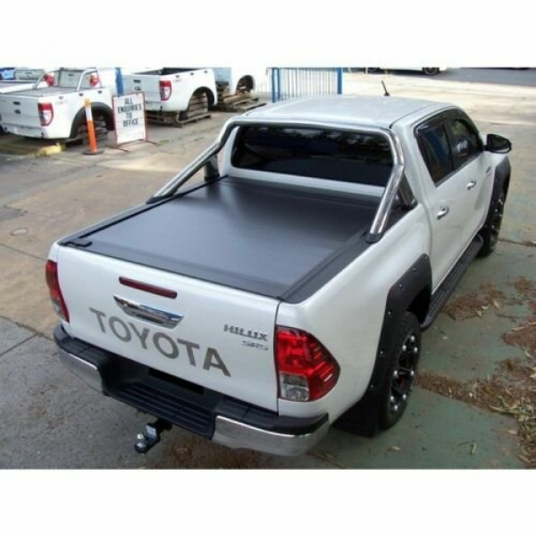 Retrax *PowertraxONE MX Tonneau Cover | Toyota Hilux Dual Cab | 2016-2019