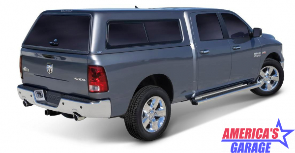 Ram 1500-3500 2010-2019 5.7 Bed ARE V series Canopy PAU