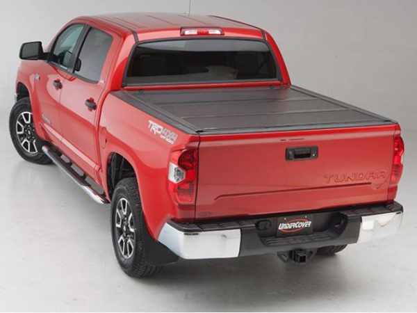 "Undercover Ultra Flex Bed Cover I Toyota Tundra l 2007-2019 l 5\'5"" Bed UX42007"
