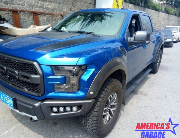 Ford F150 2015-2020 Electric Running Boards Truck That HW-FD-A027