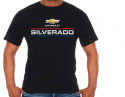 Mens Chevrolet Silverado Red, White & Blue T-Shirt - Size Large Large S/M/L SIL803US29-LG