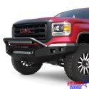 Ram 1500 DT 2020 Stealth Pre-Runner Guard Non-Winch Front Bumper Road Armor 4191F4B-NW-AUS