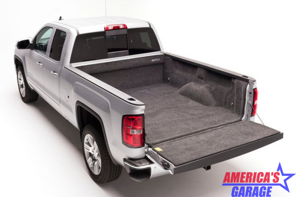 Chevrolet Silverado 1500 2019-2021 Bed Liner by Husky Liners 11161